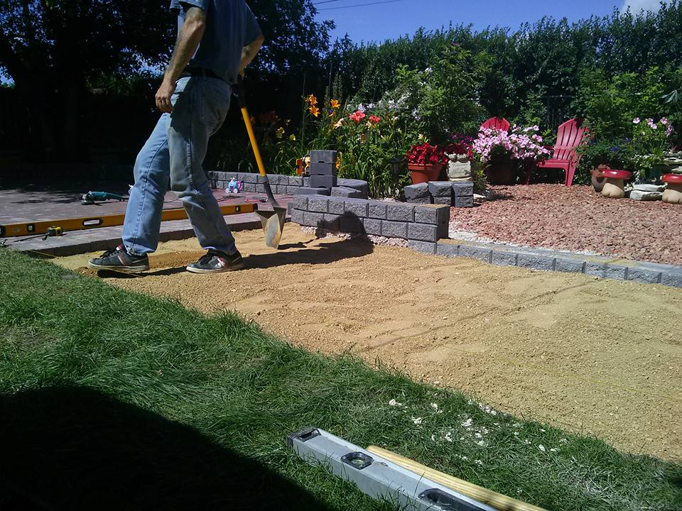 Backyard renovation-Dauphin Renovation company-Tri square